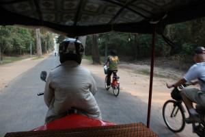 tuktukfoerer Sam