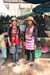 Khmer-jenter